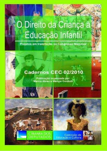 O Direito da Criança à Educação Infantil: - UFLA