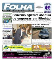 Download da Edição em PDF - Folha Ribeirão Pires