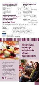Hotelbroschüre - AHORN Hotels - Seite 5
