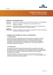 Anwendungshinweise Schutz- und Aufziehfolien - Neschen