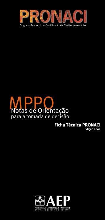 Metodologia planeamento.pdf - Programa de Formação PME - AEP
