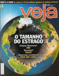 O Brasil da inovação Revista Veja 8 Outubro 2008 - OPEE