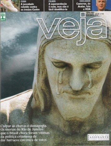 Excesso de proteção faz mal a seu filho Revista Veja 14 ... - OPEE
