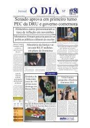 Senado aprova em primeiro turno PEC da DRU e governo comemora