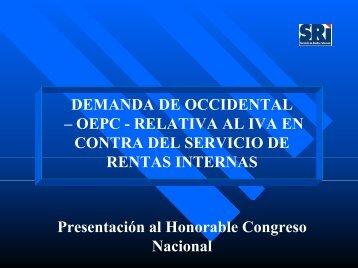 Estabilidad Económica - Servicio de Rentas Internas