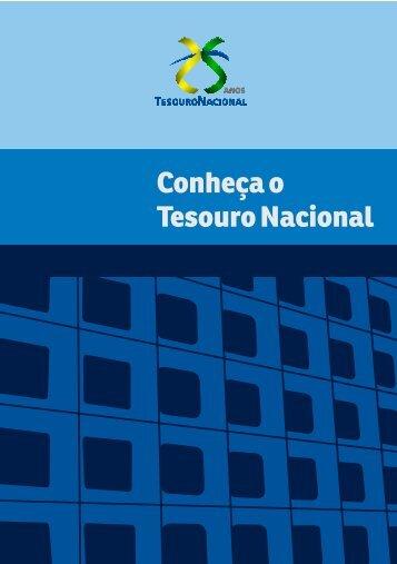 Conheça o Tesouro Nacional | - Ministério da Fazenda