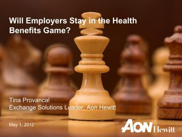 Will Employers Stay in the Health Benefits Game?