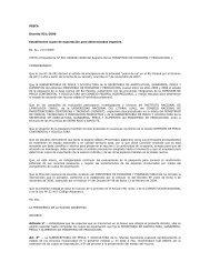 Decreto 931/2009 - Ministerio de Agricultura, Ganadería y Pesca
