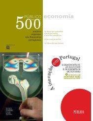 500 maiores empresas - Público