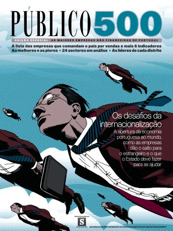 Os desafios da internacionalização - Público