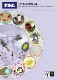 TSL Catalogue 2015