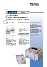 Die vielseitige Lösung: ausbaufähig für ... - PC-Betriebssysteme
