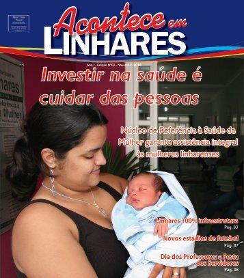 Acontece - Linhares