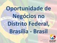 Nestlé no Distrito Federal Possibilidades de Investimento - AEP