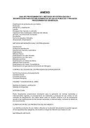 GUIA DE PROCEDIMIENTOS Y METODOS DE ... - Estrucplan