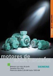 motores de - máquinas eléctricas
