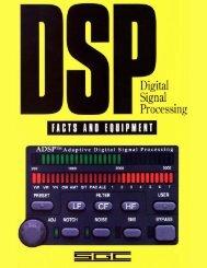 DSP Facts & Equipment - SGC