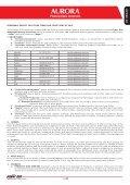 TERMS AND CONDITIONS TERMINI E CONDIZIONI DI GARANZIA ... - Page 3