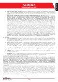 TERMS AND CONDITIONS TERMINI E CONDIZIONI DI GARANZIA ... - Page 5