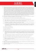 TERMS AND CONDITIONS TERMINI E CONDIZIONI DI GARANZIA ... - Page 7