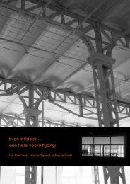 Brabant Stad - achtergronddocument 'Even stilstaan...'.pdf - Netwerk ...