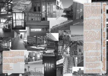 Brabant Stad - flyer Manifest 'Even stilstaan...pdf - Netwerk Erfgoed ...