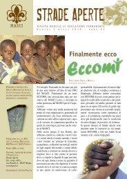 Marzo 2010 - Masci Liguria