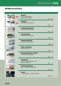 Lieferprogramm 2008 - Ahorn Befestigungstechnik - Seite 3