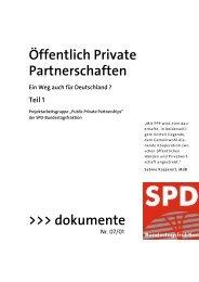 dokumente Öffentlich Private Partnerschaften - UTAG Ingenieure ...