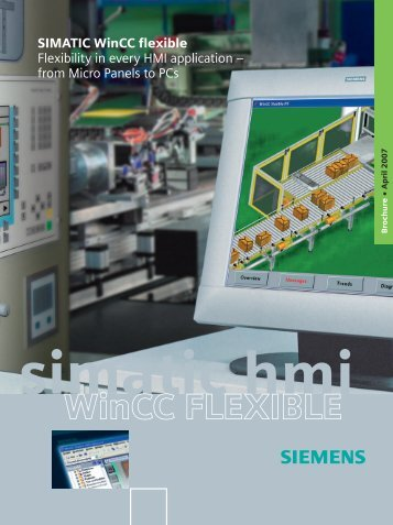 SIMATIC WinCC flexible - Siemens New Zealand