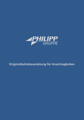 EG-Konformitätserklärung - PHILIPP Gruppe
