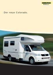 Der neue Colorado. - bei Karmann Mobil