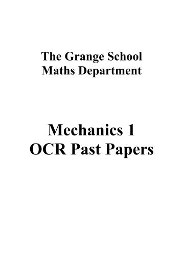 Ocr Maths Past Papers Gcse Higher Tier Unit A