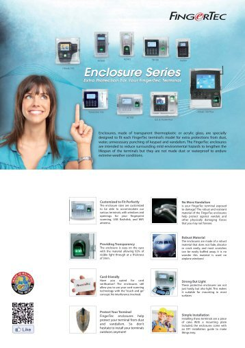 Enclosure Series - Excel Systems Sdn Bhd
