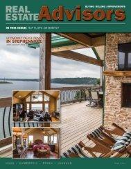The Real Estate Advisors Magazine - June 2015