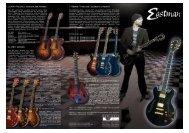 Folder von Eastman Guitars - Licht-Reise