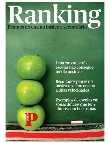 Ranking de escolas 2007 - Público