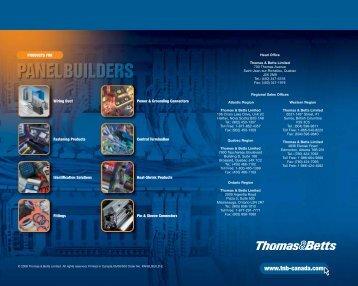 T&B Panel Builders