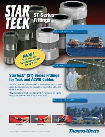 Star Teck - ST Series Fittings - Ebhdirect.com - EB Horsman