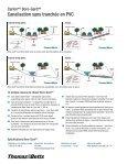 Canalisation sans tranchée en PVC - Page 2