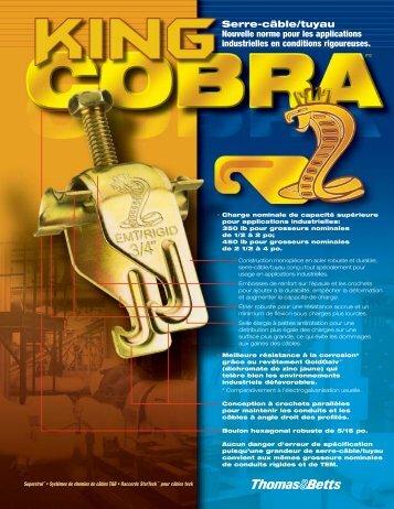 Cobra Sell Sheet FR