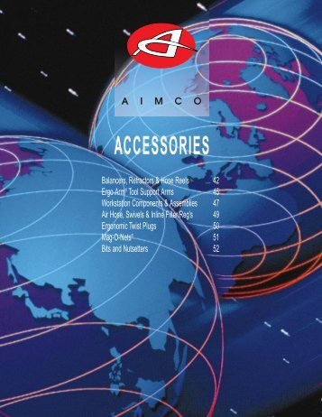 ACCESSORIES Catalogue (format: pdf, size: 1,5 MB) - techsystem