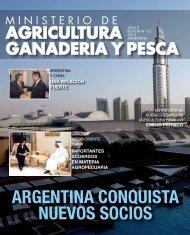 argentina conquista nuevos socios - Ministerio de Agricultura ...