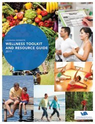 Wellness ToolkiT and ResouRce Guide - National Business ...