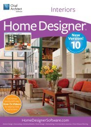 Home Designer® - Home Design Software