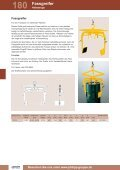 Fassgreifer / Fassklemmen - PHILIPP Gruppe - Seite 2