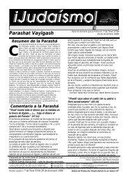Parashat Vayigash - Ohr Somayach