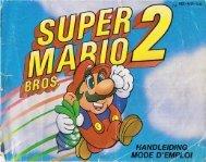 Super Mario Bros 2 (Nes) - Oldies Rising