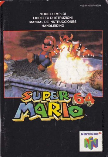 Super Mario 64.pdf - Oldies Rising