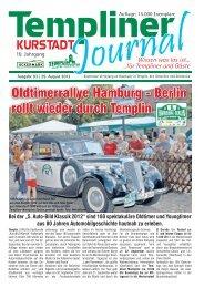 5. Auto-Bild Klassik 2012 - Druck + Verlag Heggemann